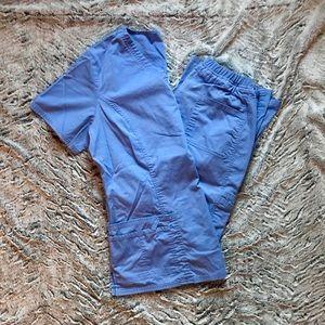 Cherokee Workwear scrub set